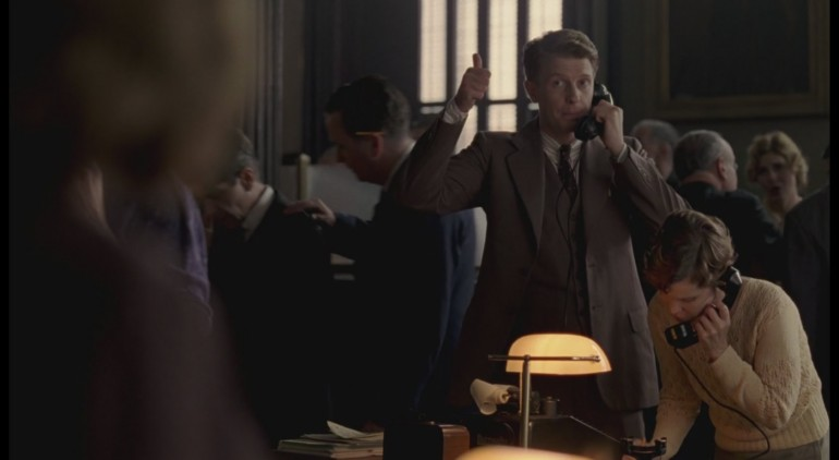 Boardwalk Empire - Conors & Gould Thumbs Up