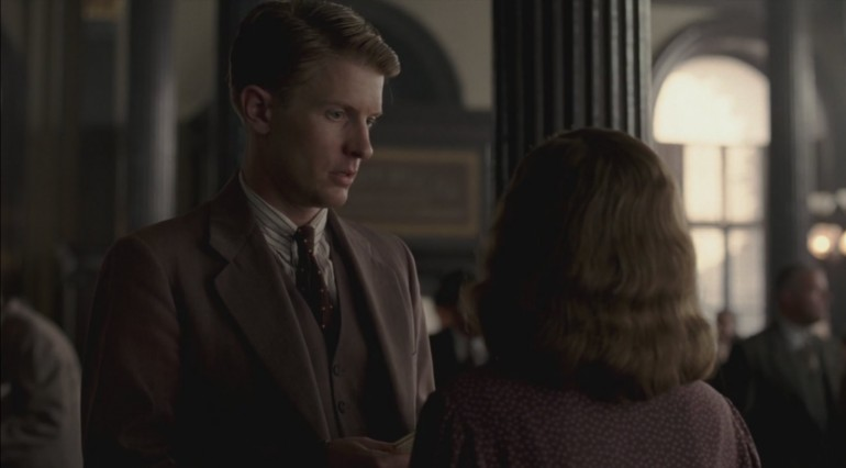 Boardwalk Empire - Conors & Gould with Kelly MacDonald
